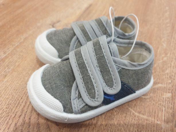 Trampki buciki dziecięce nowe