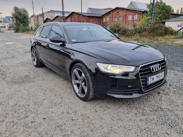 Niezawodne Audi a6 c7