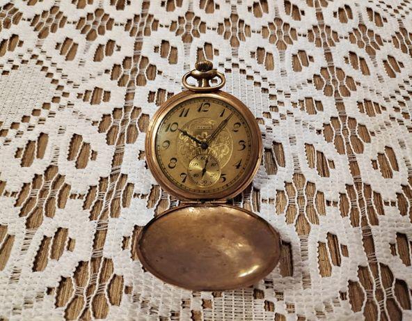 Unikatowy zegarek kieszonkowy firmy Elgin!