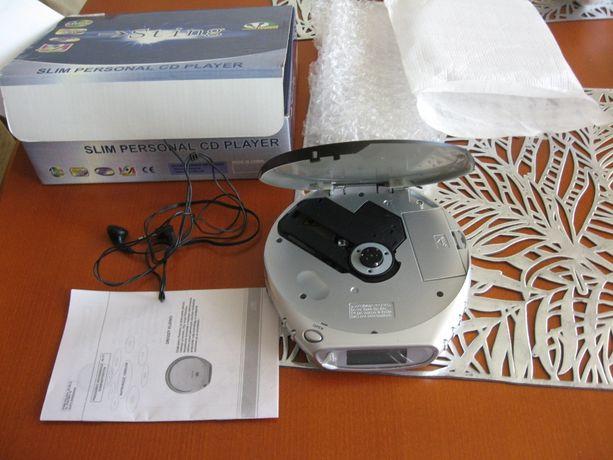 Przenośny odtwarzacz CD