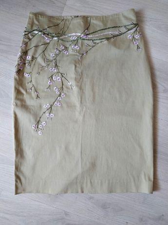 Spódnica S na lato