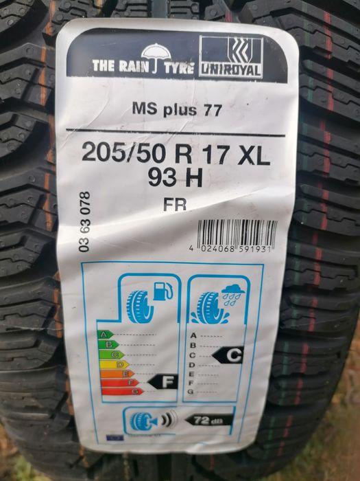 Opony 205/50R17 XL 93H Nowy Sącz - image 1