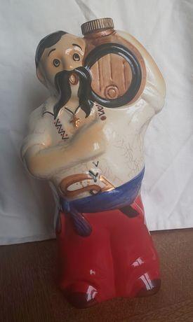 Stara porcelanowa figurka - karafka