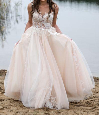Suknia ślubna Tina Valerdi Paloma