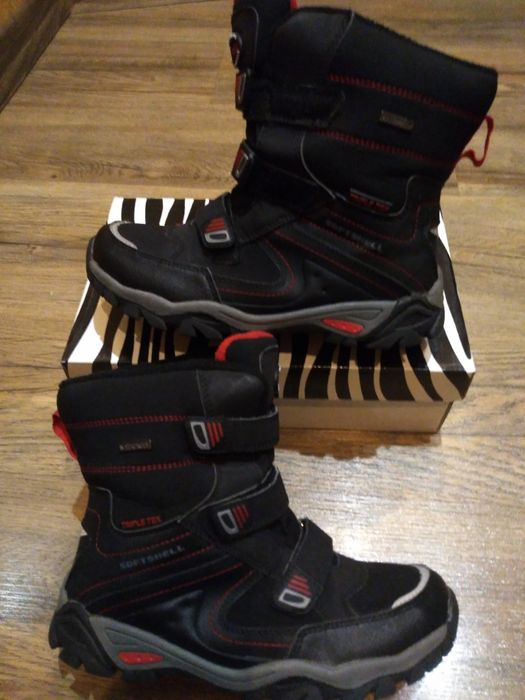 Зимові чобітки на хлопчика Луцк - изображение 1