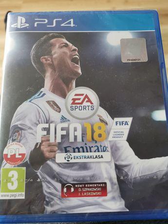 Fifa 18 PS4 zafoliowana
