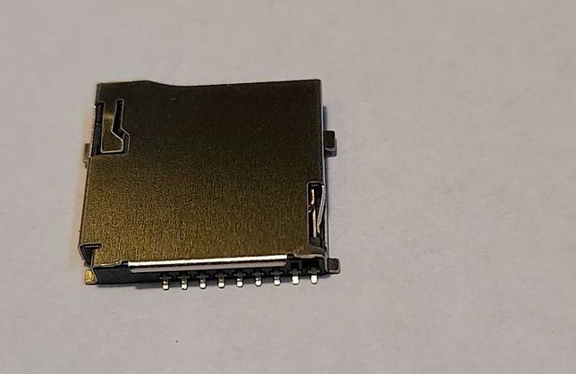 Złącze gniazdo czytnik kart micro SD Push-Push