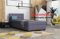 Tapczan młodzieżowy jednoosobowy Łóżko +pojemnik 80/90/100
