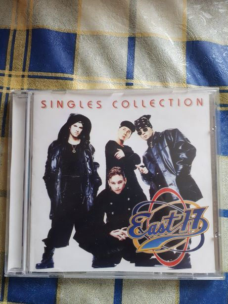 CD - East 17 - Singles collection