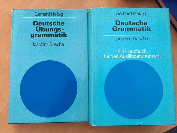 Gramatyka jezyka niemieckiego Helbig&Buscha