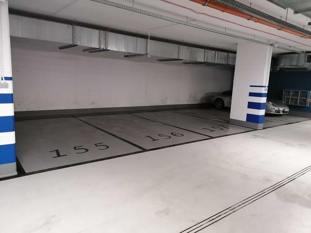 Miejsce garażowe, Mokotów