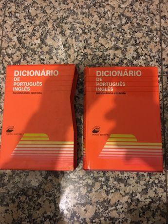 Dicionário português Inglês