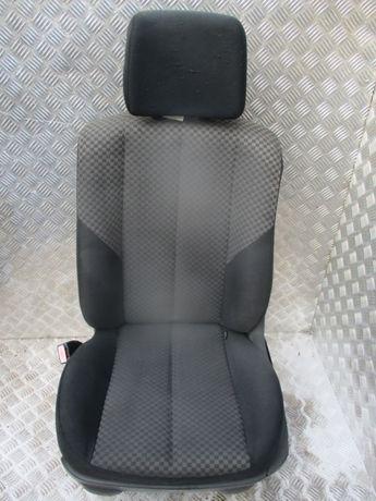 Fotel kierowcy Renault Scenic