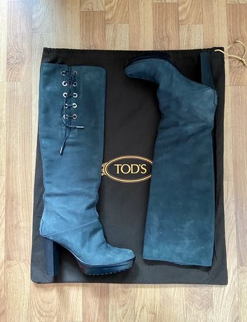 Сапоги TODS