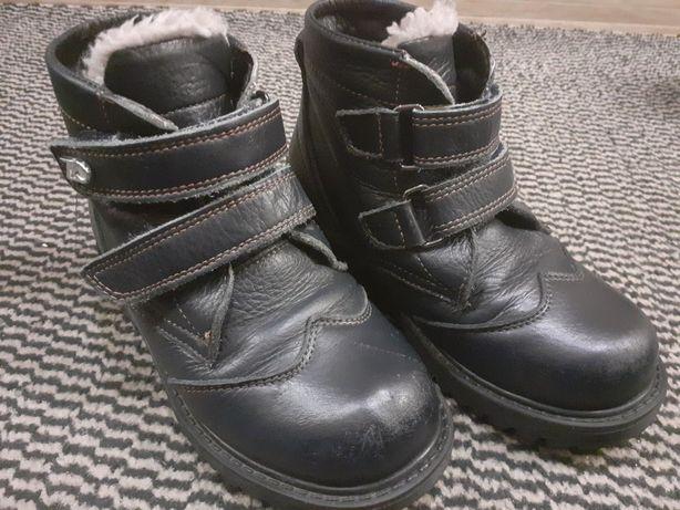 Тёплые ботинки (ортопедические)