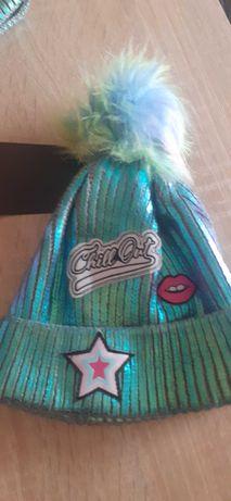 Sliczna czapka Nowa