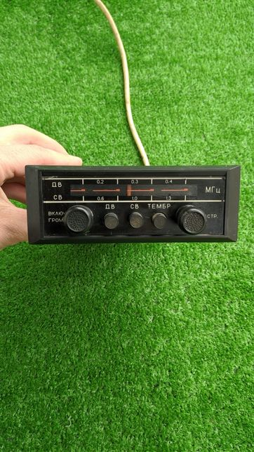 радио Ваз радіо Лада СССР