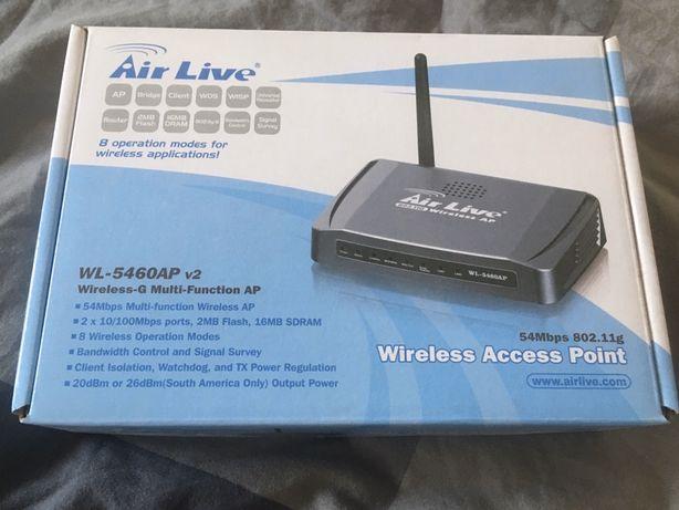 Air Live WL-5460AP v2