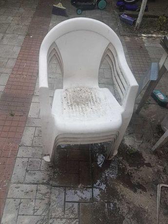 Стул пластиковый, кресло пластиковое