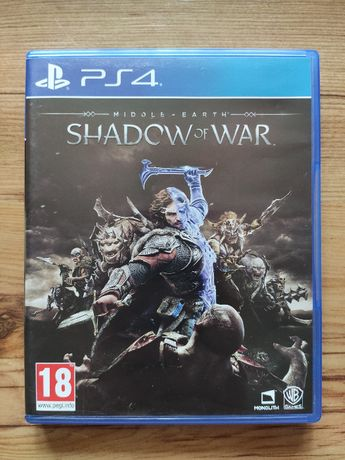 Middle-earth: Shadow of War PL PS4 odbiór w Bielsku-Białej