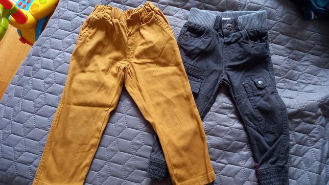 Zestaw spodni 2szt