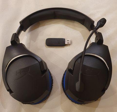 Słuchawki gamingowe bezprzewodowe HyperX Cloud Stinger Wireless PS4