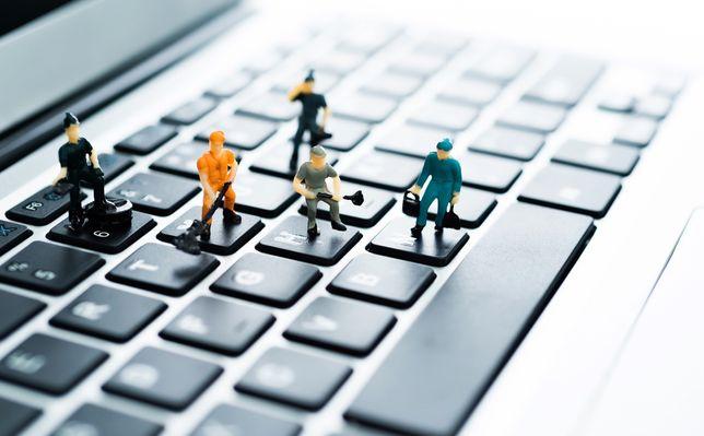 Odwirusowywanie, przyspieszanie laptopa