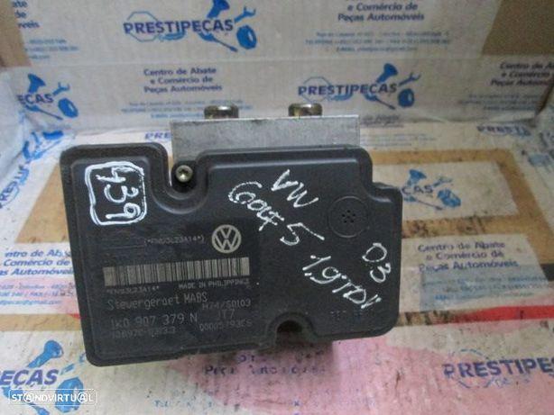 abs 555 vw golf 5 1K0907379N 1K0611417F VW / GOLF 5 / 2003 / 1.9 TDI /
