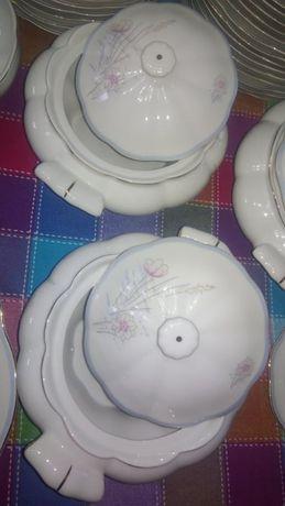 Serviço jantar completo antigo e de porcelana– Antiga SP Coimbra