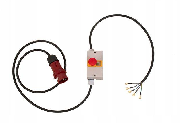WYŁĄCZNIK elektromagnetyczny siłowy do silnika z termikiem 3-fazowy