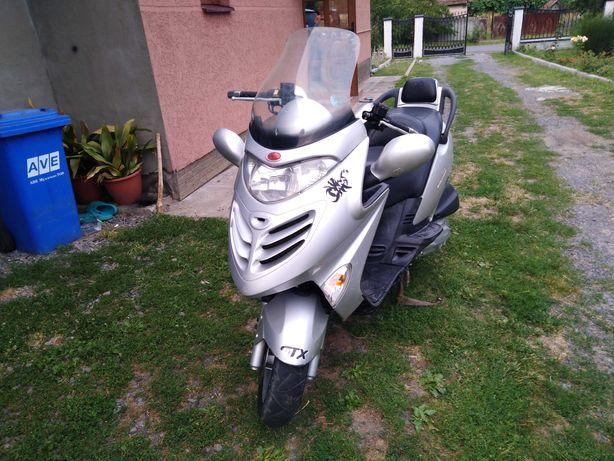 Продам два скутера kymko grand dink 250