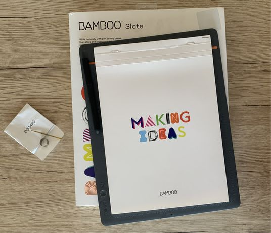 Tablet graficzny - Wacom Bamboo Slate A4