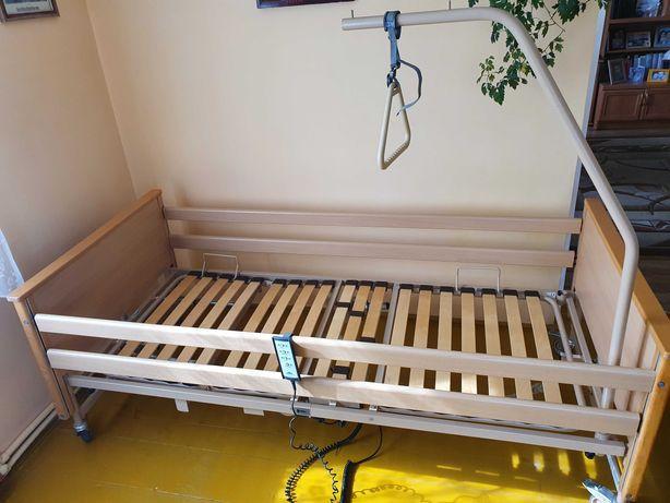Łóżko rehabilitacyjne BURMEIER FORTUNA elektryczne