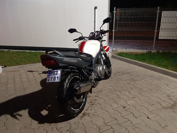 Suzuki gs500e 2005r