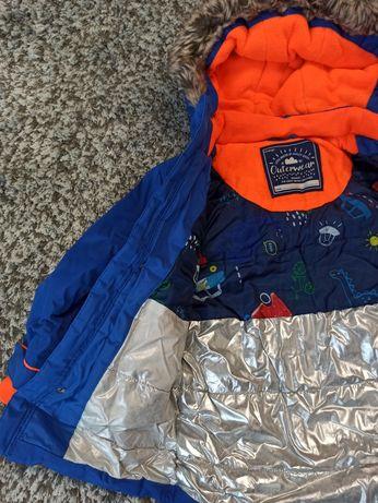 Куртка зимняя George 86-92