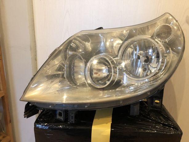 Lampa Reflektor Przód L. Ducato Boxer Jumper 06-11 r. nie Anglik !
