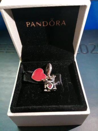 Conta Pandora Minnie e Mickey