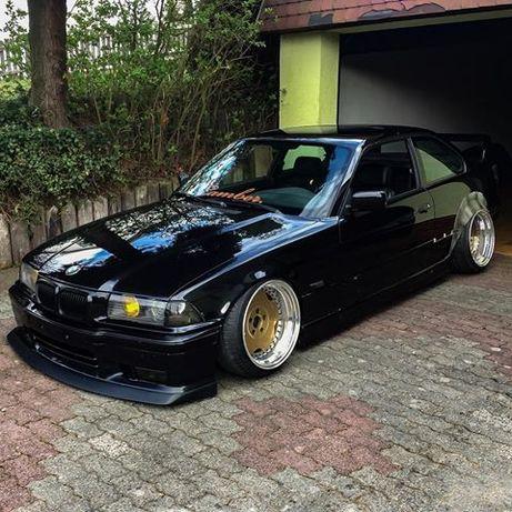 BMW 3 E36 FatLip dokładka zderzaka DRIFT
