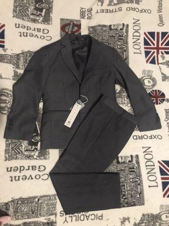 Новый костюм тройка для мальчика/школьный костюм/школьная форма