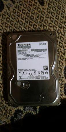 Жосткий диск тошиба 1 тб