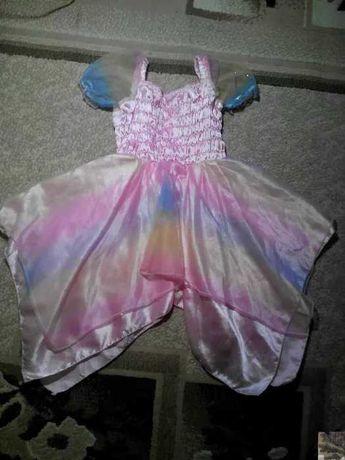 Карнавальный костюм Фея для девочки 5 - 6 лет