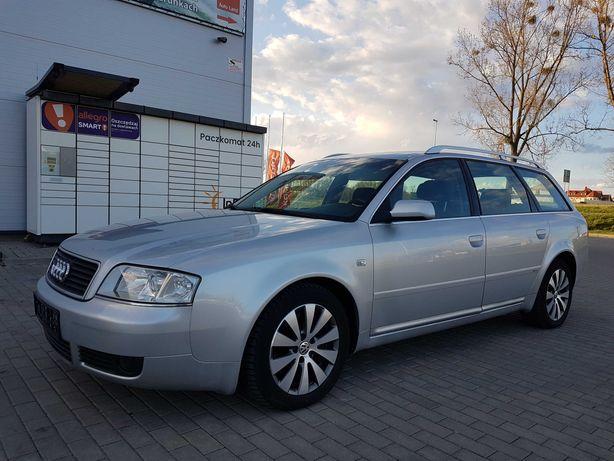 Audi A6 2,4 benzyna