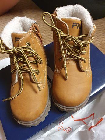 Buty zimowe dla dziecka