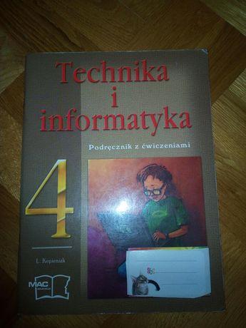 Technika i informatyka, L. Kopieniak, NOWA, SP kl. IV