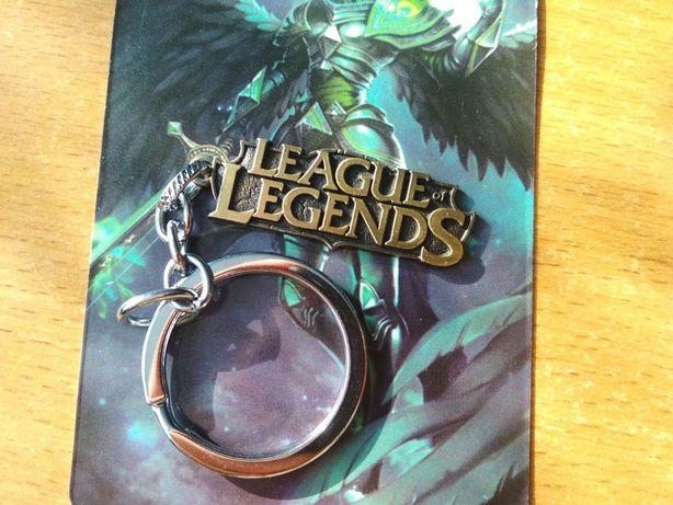 [LoL]Брелок League of Legends игры Лига Легенд Дота2 Valve коллекцион