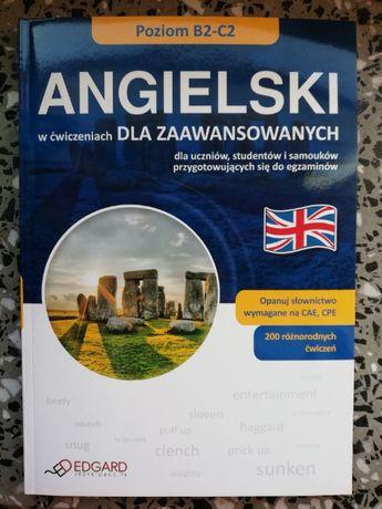 Angielski w ćwiczeniach dla zaawansowanych, poziom B2-C2