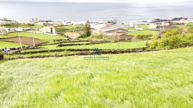 Terreno Sto. Amaro - Ilha do Pico- Azores