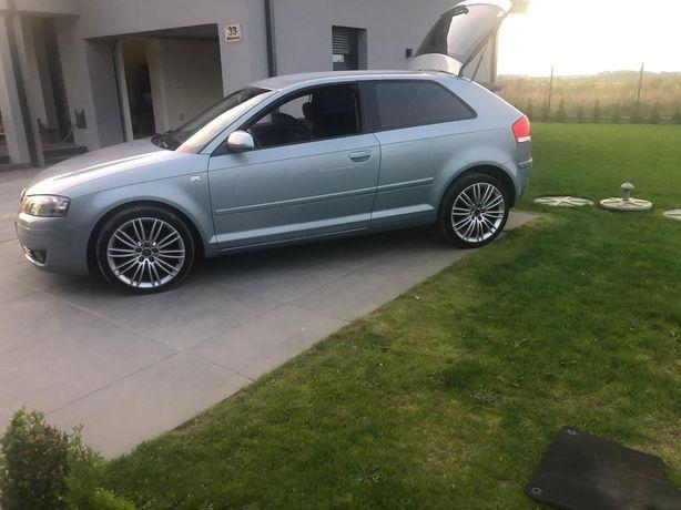 Audi A3 2.0  unikatowy kolor
