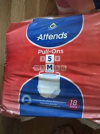 Pieluchomajtki pieluchy Atens 3 paczki m i xl tanio