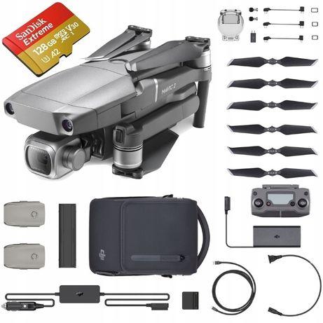 Dron DJI Mavic 2 Pro + Zestaw Fly More Kit (Combo)   4K 30MIN GPS FPV